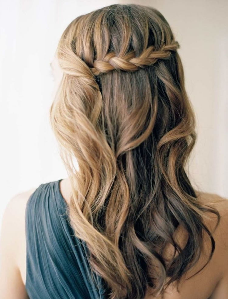 100 Side Braid Hairstyles For Long Hair For Stylish Ladies In 2017