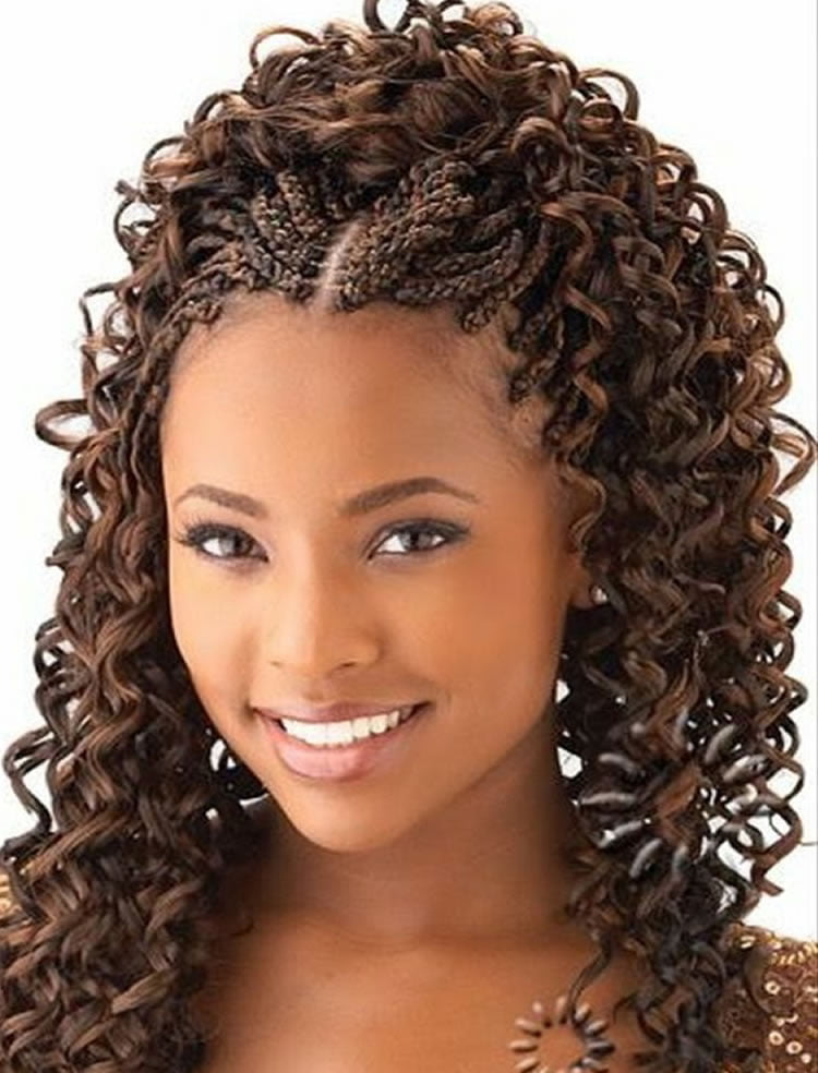 Curly Perm For Black Women Find Your Perfect Hair Style