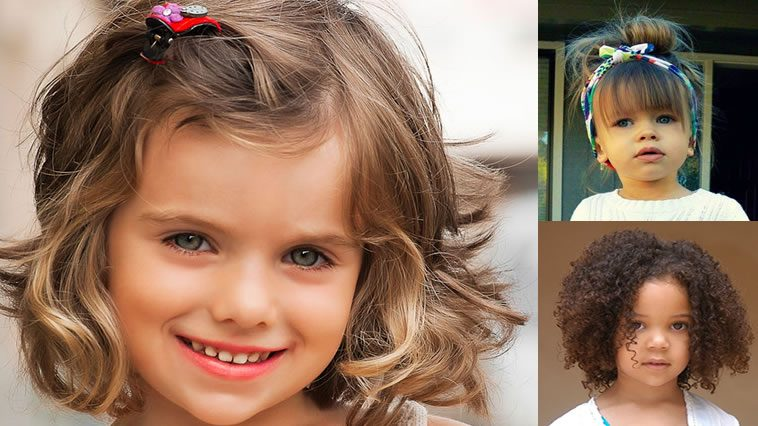 2017 Hairstyles for Little Girls