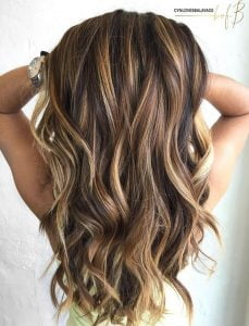 balayage chocolate ombre hairstyles for long hair hairstyles