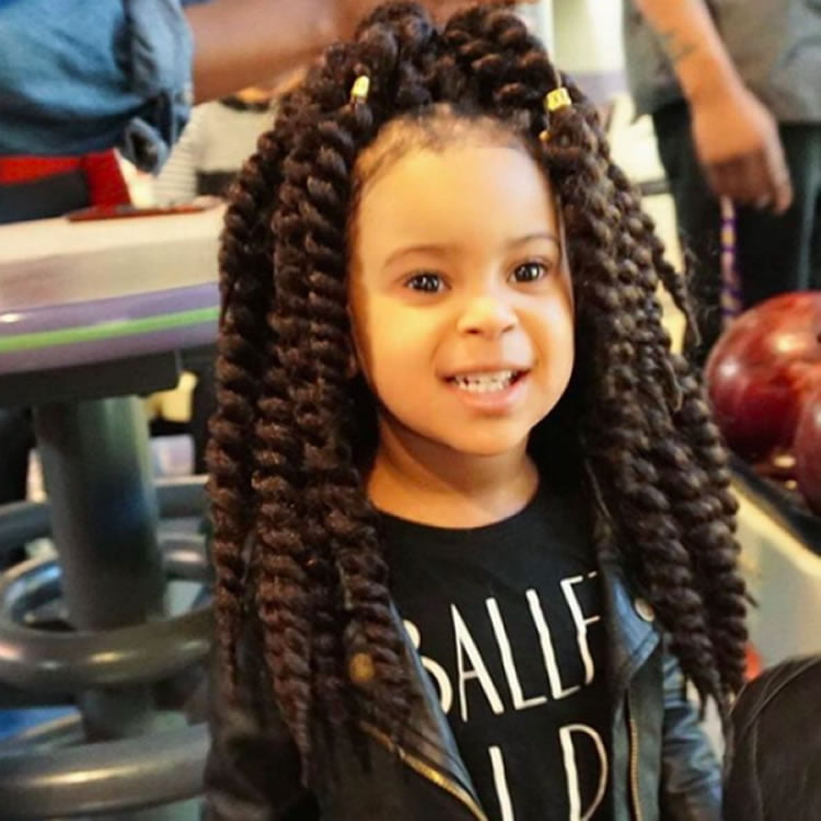 Best Hairstyles for Little Black Girls