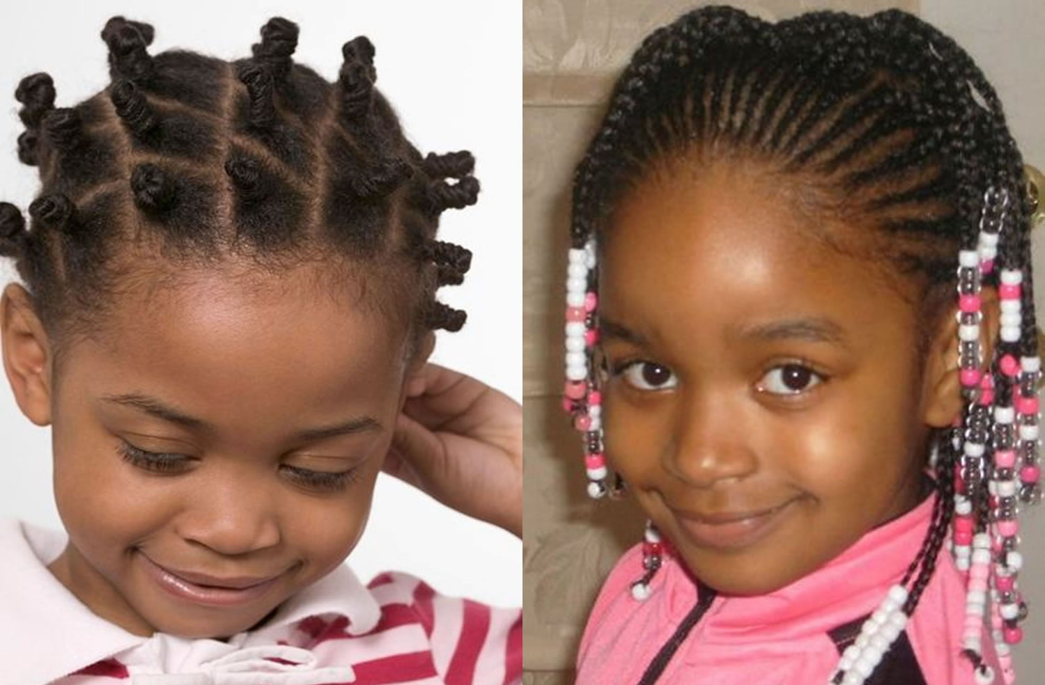Little Black Girls Hairstyles