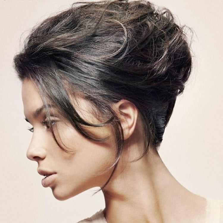 Black Hair Bun Hairstyle Ideas & Tutorials for 2017