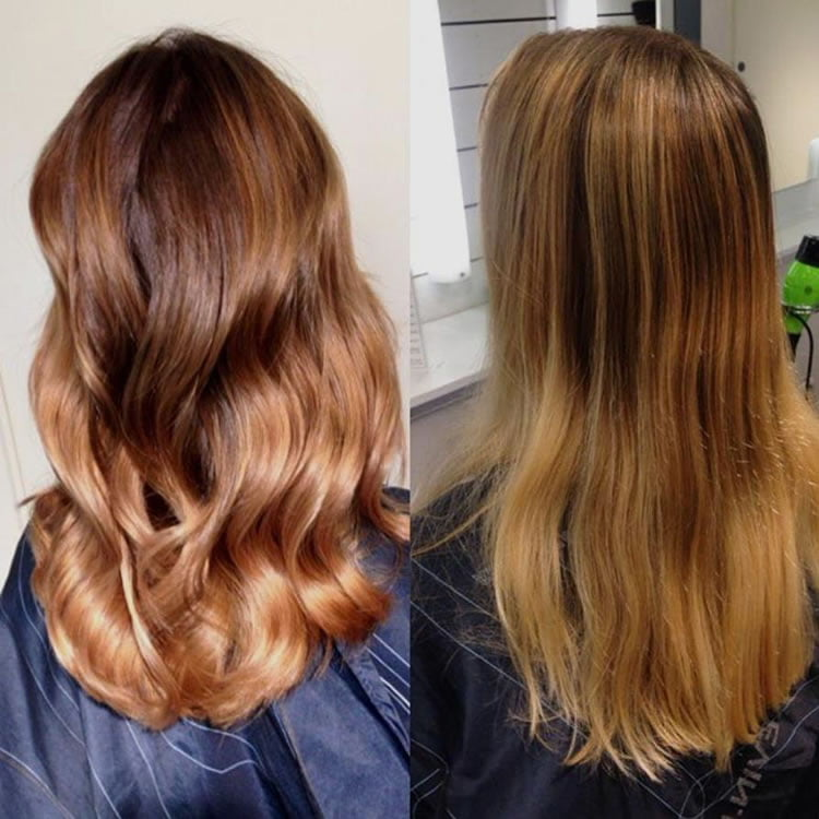 Brown Ombre Hair Tutorials 2017