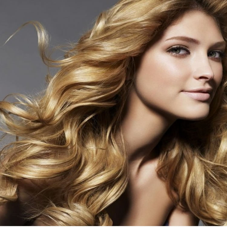 Charming Long Caramel Wavy Hairstyles 2017