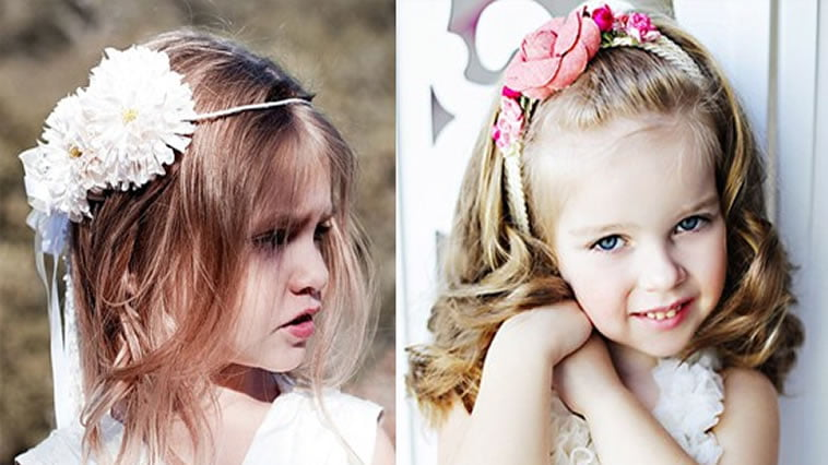 Charming little girl hairstyles