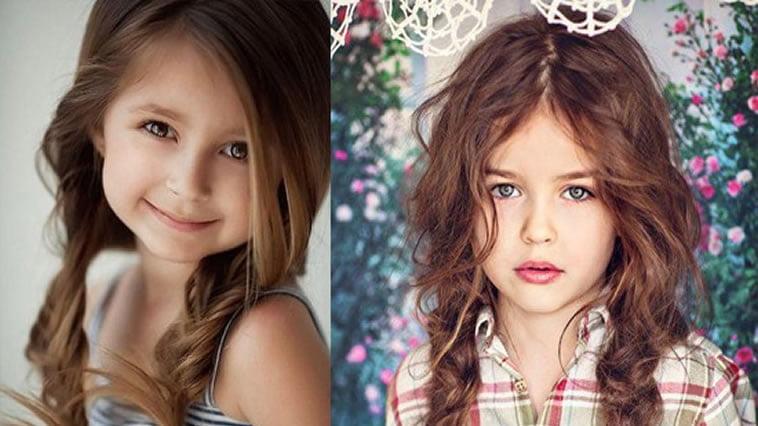 Chic little girls hairstyles 2017