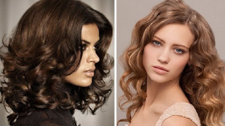 Wavy Hairstyles For Short, Medium, Long Hair