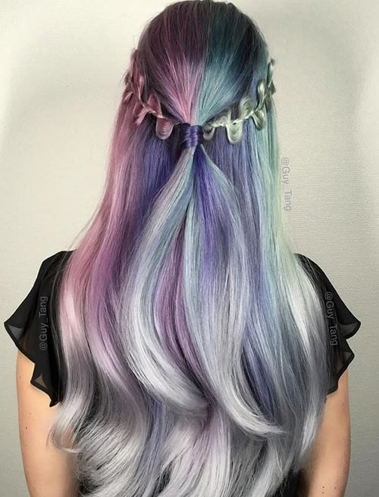 Cool Ombre Hair for Long Hairstyles 2017