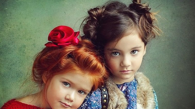 Cool hairstyles for little girls 2017