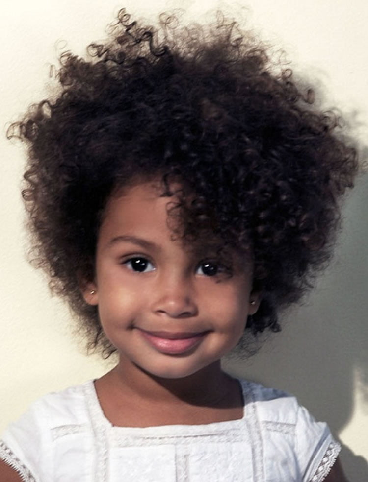 Little black girl curly hairstyles-7834