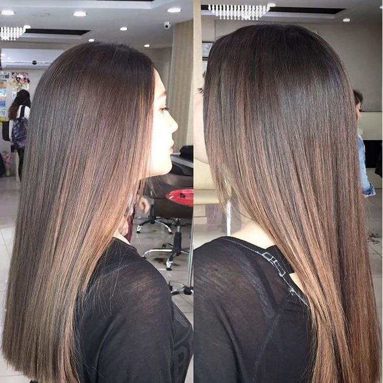 Dashing Ombre Hair for Long Hairstyles 2017