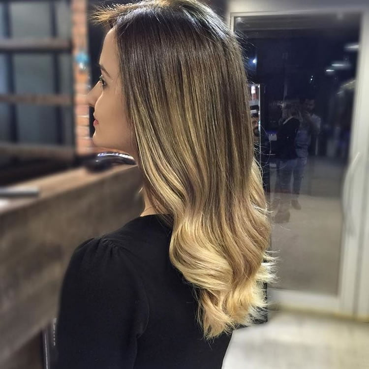 Delectable Ombre Hair for Long Hairstyles 2017