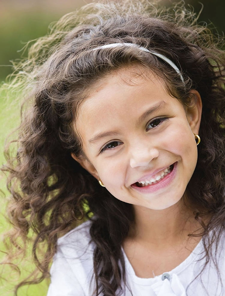 Easy and fast little girl hairstyles