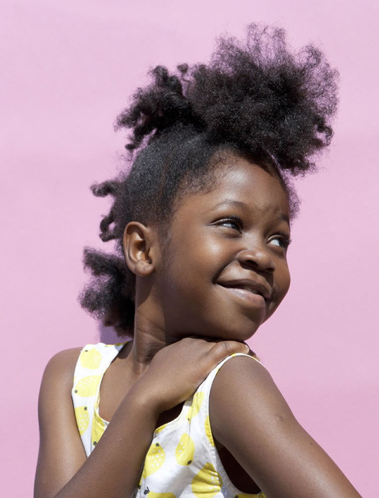 Cute little black girls #12