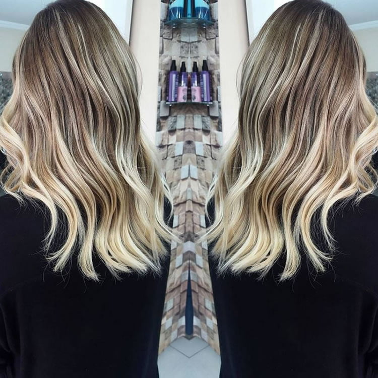 Excellent Ombre Hair for Long Hairstyles 2017