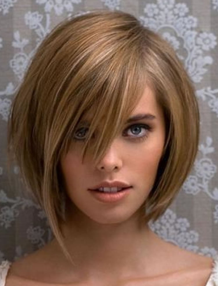 Exquisite Bob Haircuts With Bangs 2017