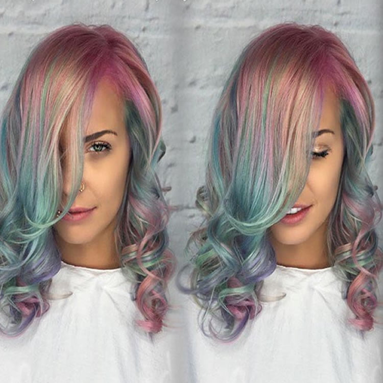 Fabulous Grey ombre hair 2017