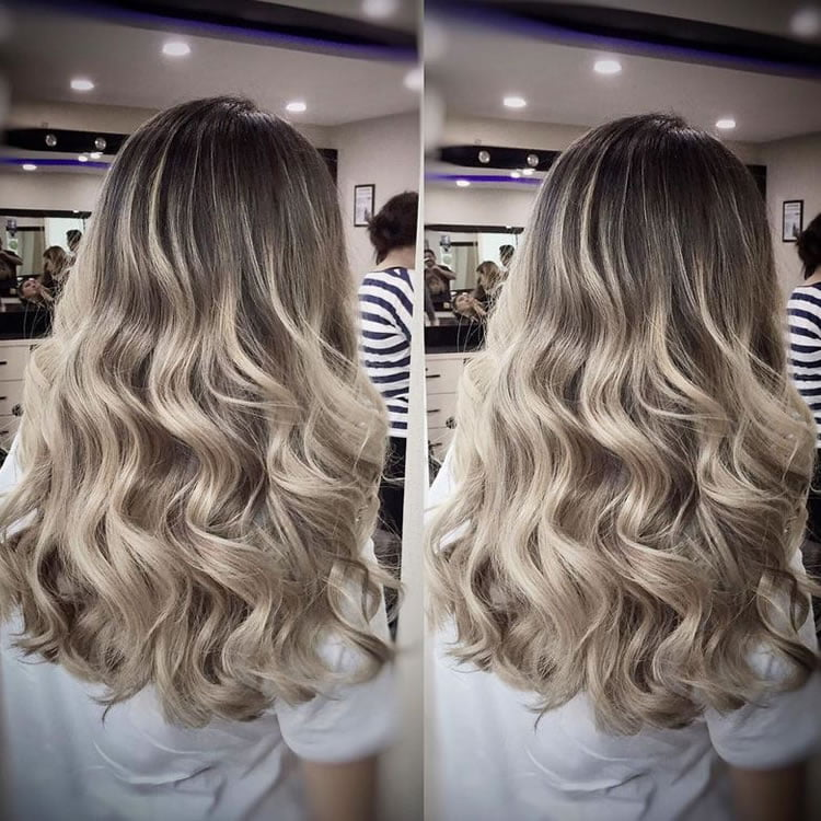 Fabulous Ombre Hair for Long Hairstyles 2017