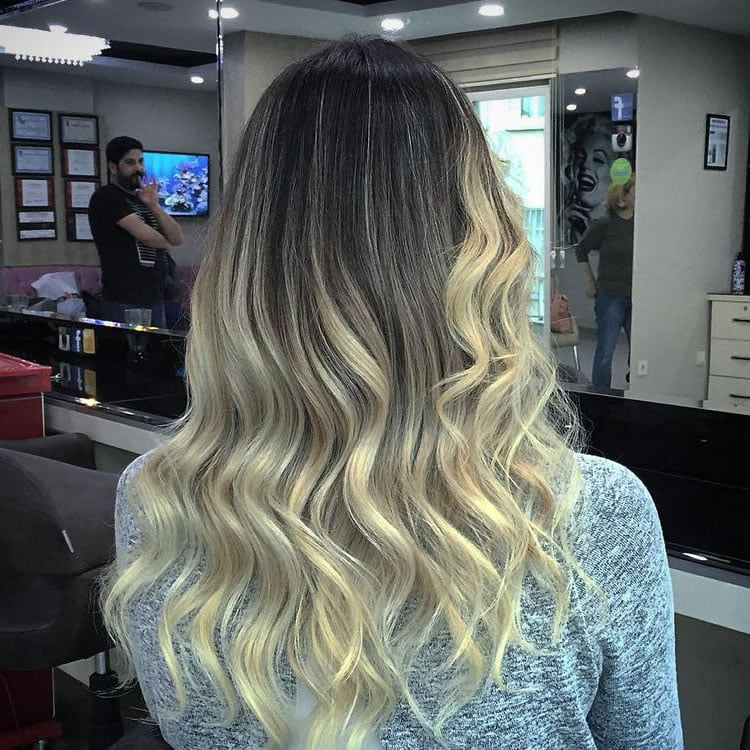 Fantastic Ombre Hair for Long Hairstyles 2017