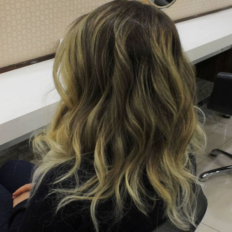Hottest Ombre Hair for Long Hairstyles 2017