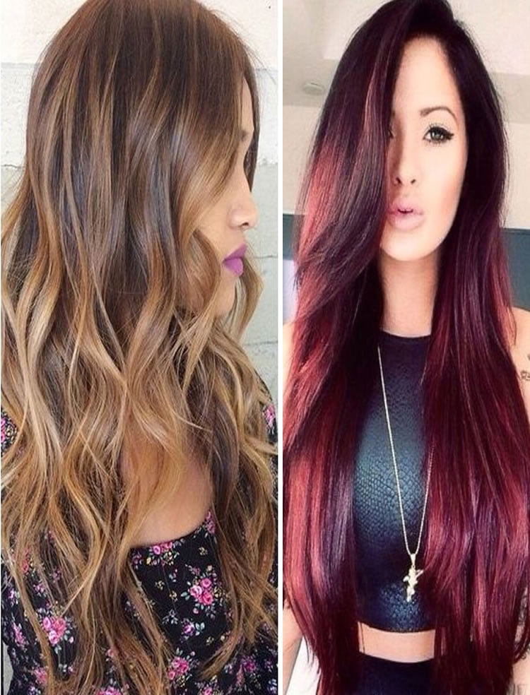 Images of Ombre Hair 2017