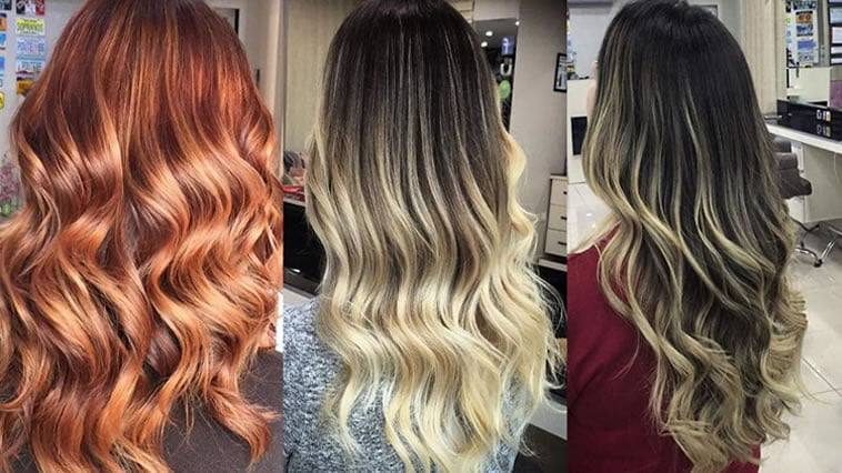 Incredible Ombre Hair for Long Hairstyles 2017