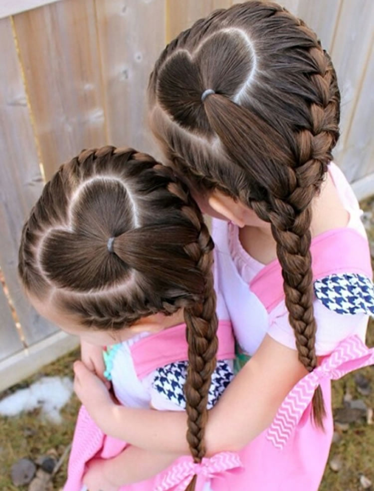 Incredible hairstyles for young girls