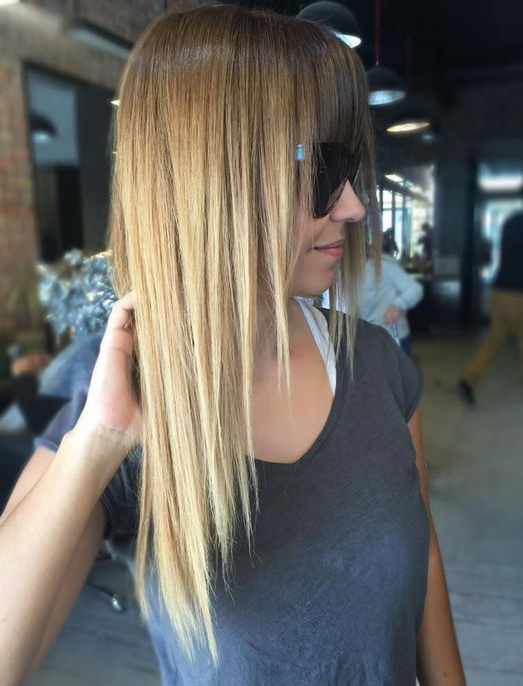 Inspiration Ombre Hair for Long Hairstyles 2017