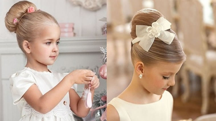 Kids girl hairstyles