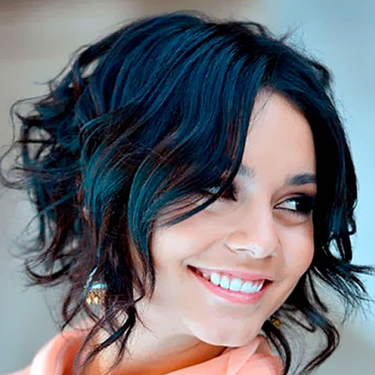 Layered Curly Bob hairstyles