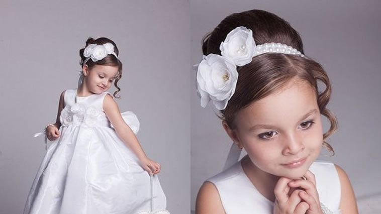 Lovely hairstyles for kids girls