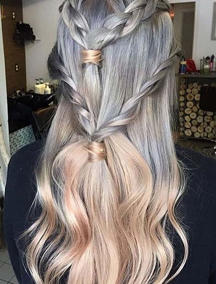 Magnificent Ombre Hair for Long Hairstyles 2017