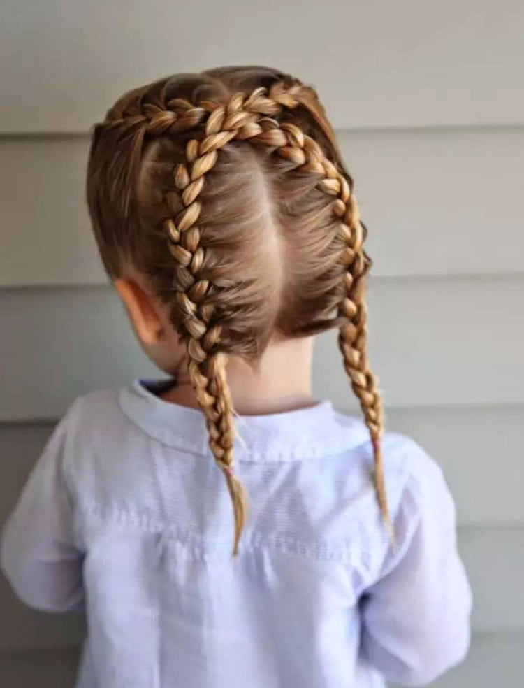 Magnificent hairstyles for girls 2017