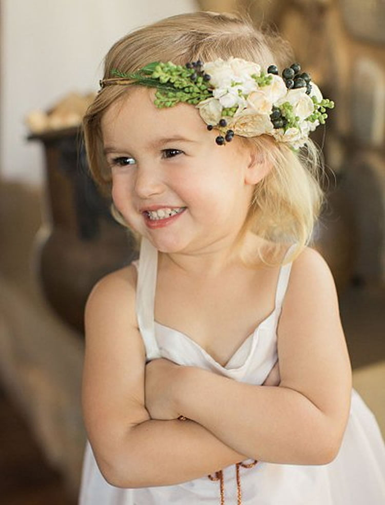 Medium Hairstyles for Little Girls 2017