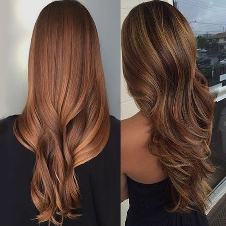 Nifty Ombre color 2017