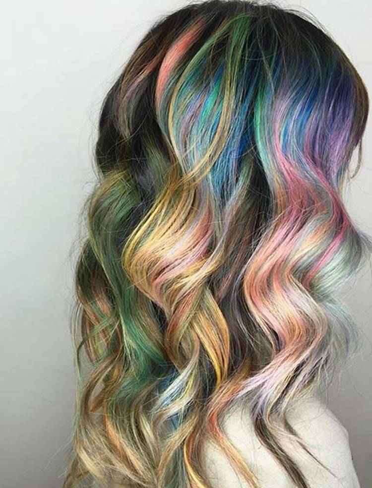 Cool Blonde Hair Color