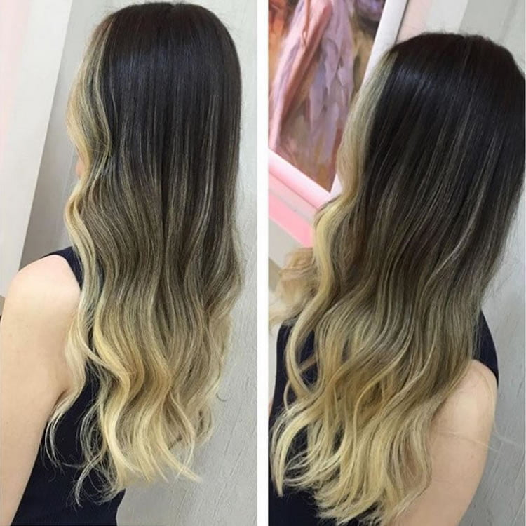 Perfect Ombre Hair Color Ideas for 2017