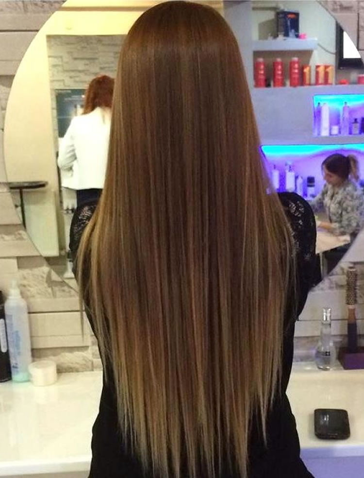 Perfect Ombre Hair for Long Hairstyles 2017