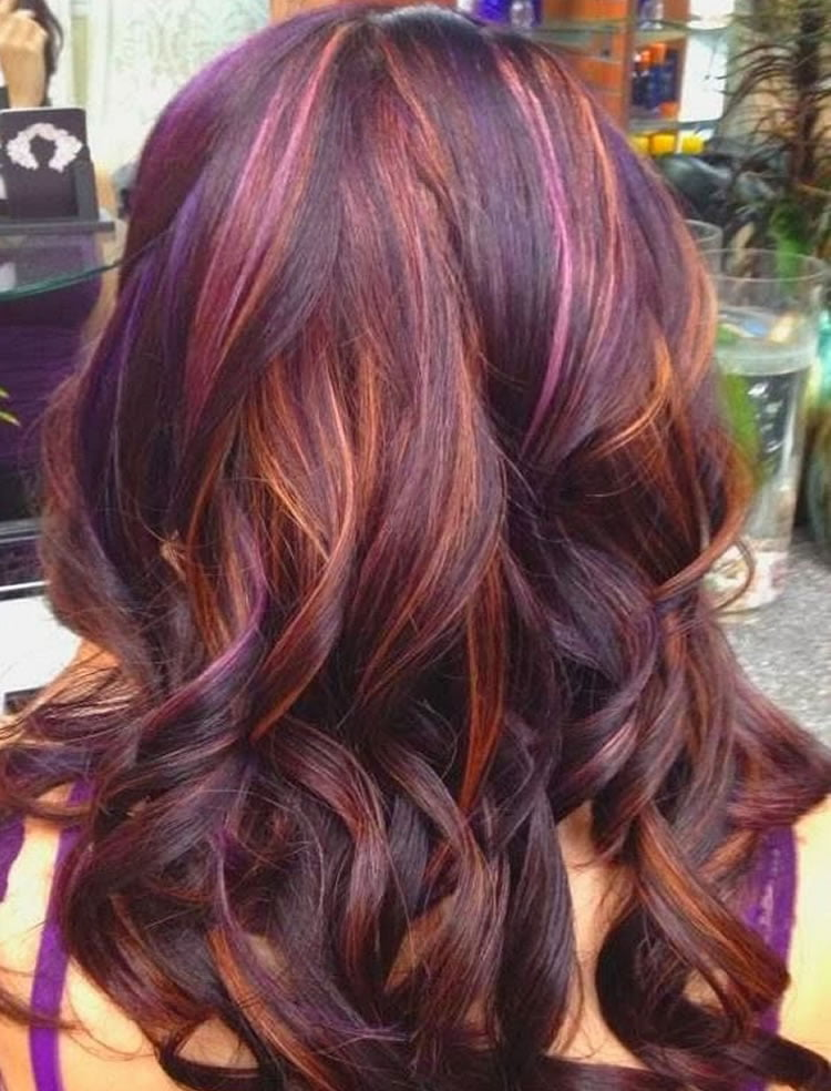 Refulgent Ombre Hair for Long Hairstyles 2017