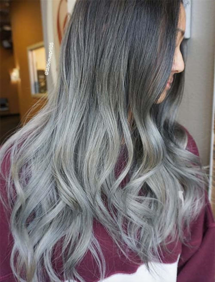 Smart Ombre Hair for Long Hairstyles 2017