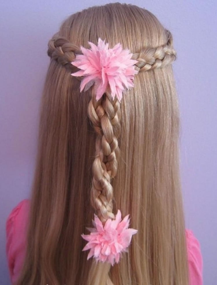 90 Cute Hairstyles for Little Girls in 2020-2021 – Page 6 ...