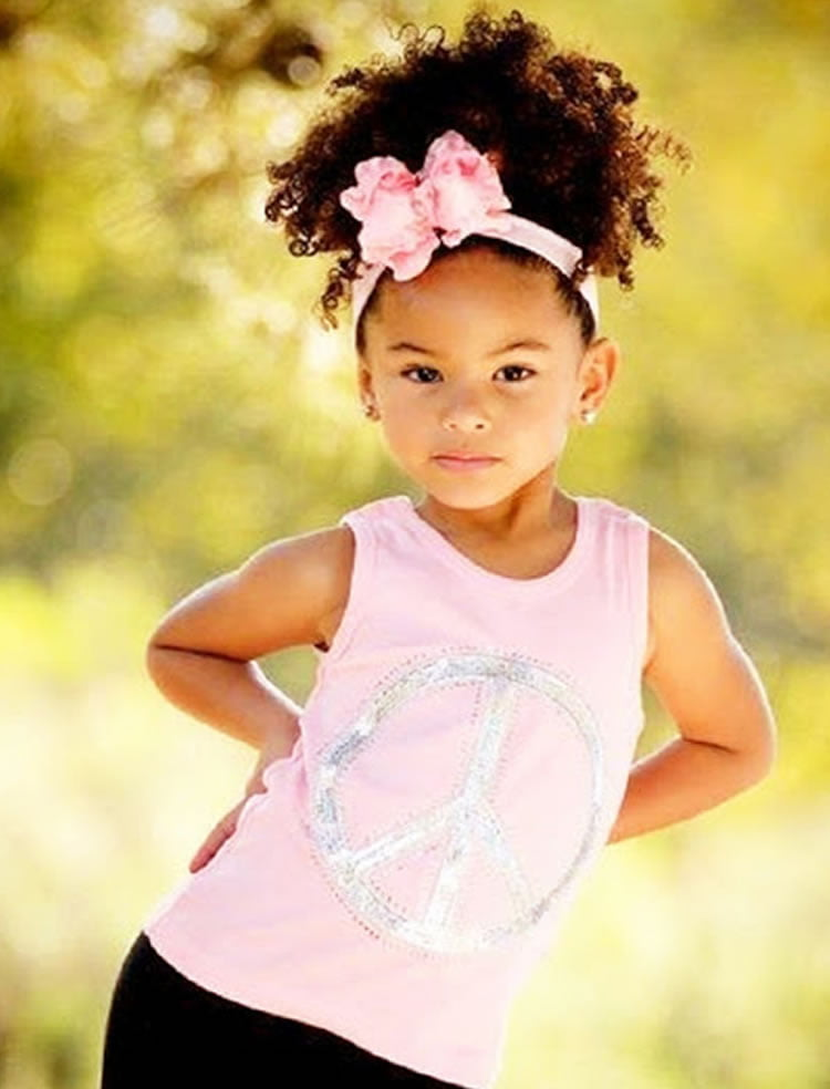 Black Little Girl's Hairstyles for 2017- 2018 | 71 Cool Haircut Styles - Page 7 - HAIRSTYLES