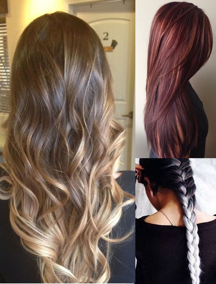 Snazzy Ombre Hair Style Ideas for 2017