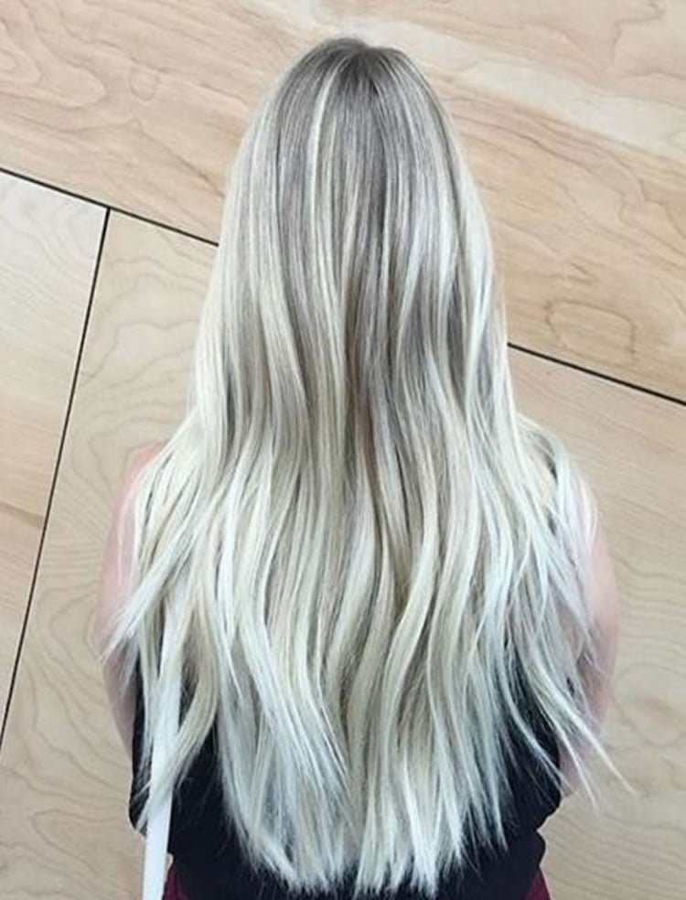 Spectacular Ombre Hair for Long Hairstyles 2017