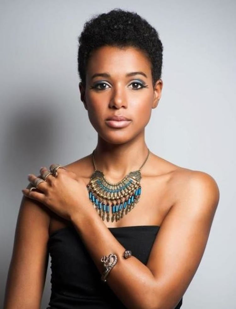45 Ravishing African American Short Hairstyles And Haircuts Hairstyles
