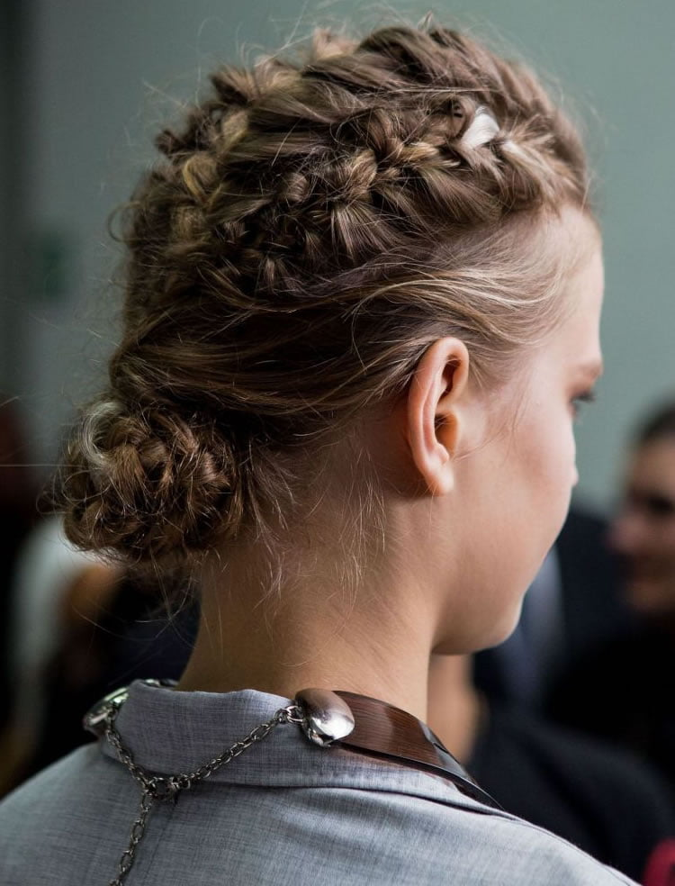 23 stylish french braid hairstyles photos and video