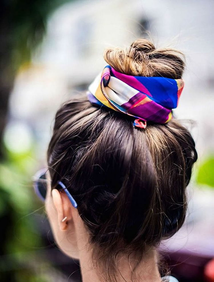 Bandana Hairstyles for 2017