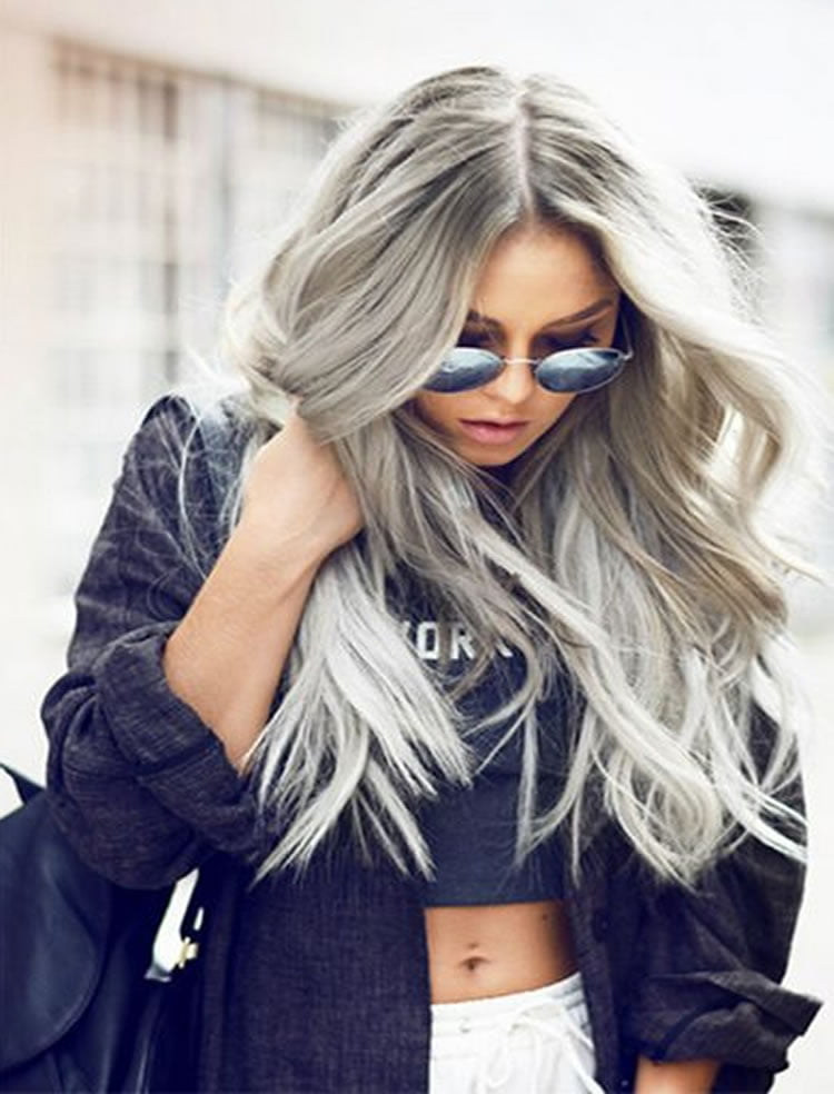 the 32 coolest gray hairstyles for every lenght and age