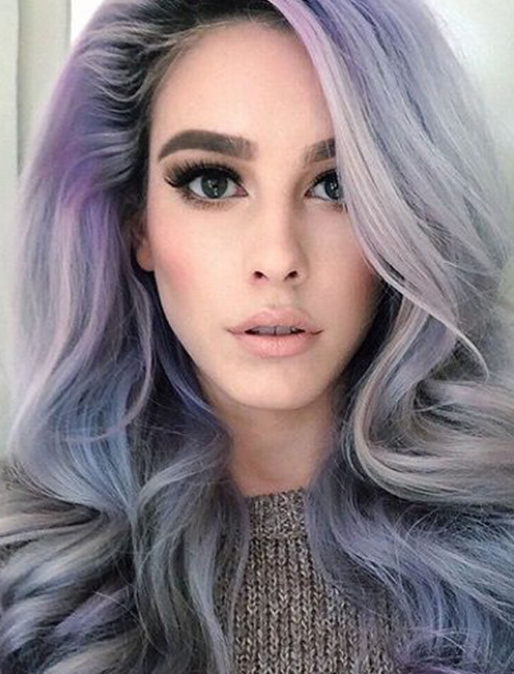 32 Coolest Gray Hairstyles for Women 2020 Update   Page ...